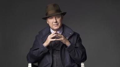 James Spader as 'Raymond Reddington'