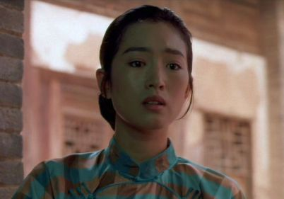 The ever so gorgeous Gong Li as Juxian